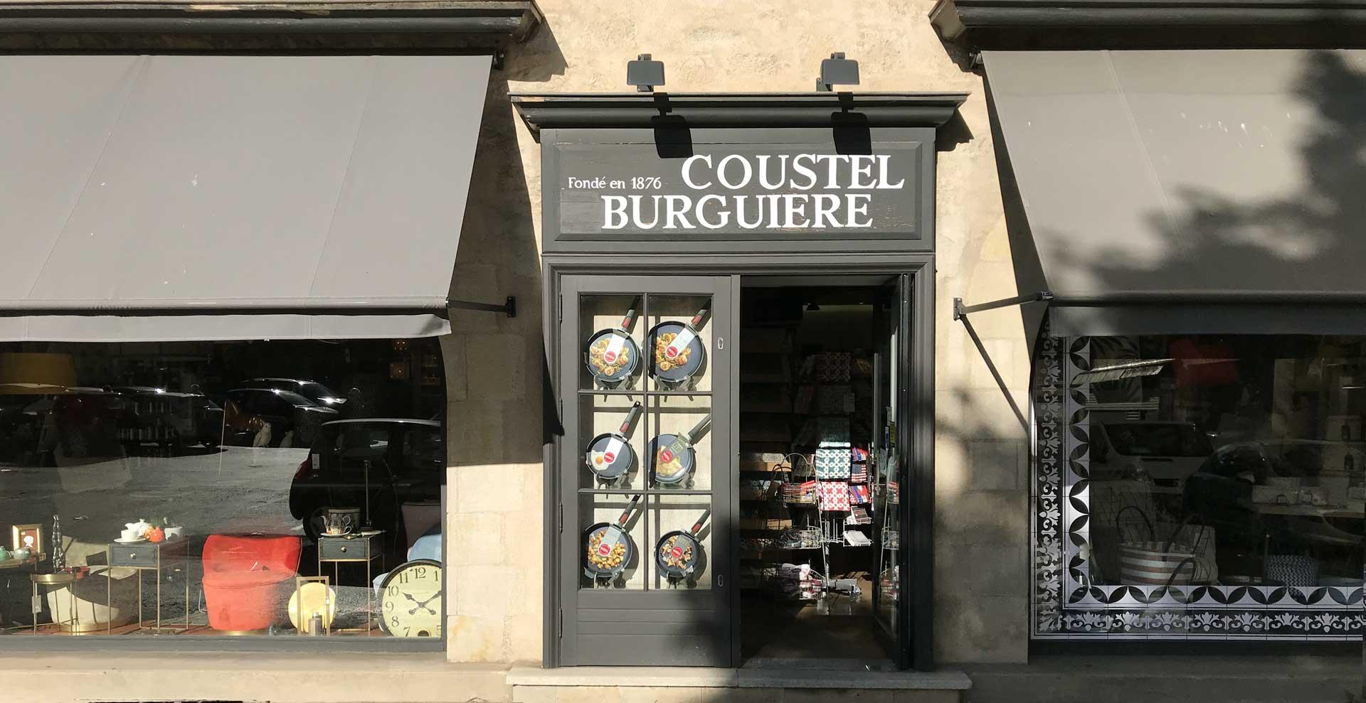 Coustel Burguière | magasin de décoration à Castres